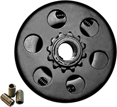 C CLINK Centrifugal Clutch 3//4 BORE #35 Chain 12T for GO Kart Mini Bike Engine 3//4 BAR