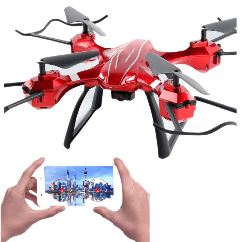 RCDNE Drone de Retorno automático con cámara Ajustable a Distancia ...