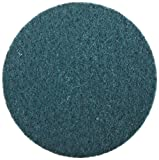 Scotch-Brite(TM) Surface Conditioning Disc, Hook and Loop Attachment, Aluminum Oxide, 5 Diameter, NH A Very Fine (Pack of 10)