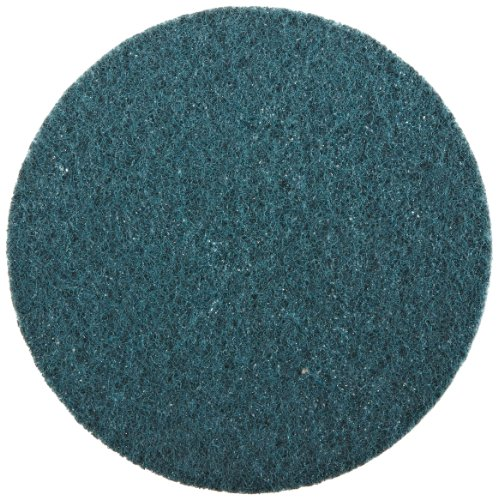 (Scotch-Brite(TM) Surface Conditioning Disc, Hook and Loop Attachment, Aluminum Oxide, 5 Diameter, NH A Very Fine (Pack of 10))