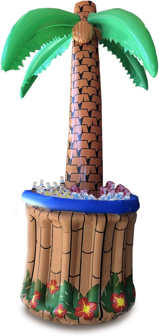 Amazon.com: GIFTEXPRESS - Enfriador de palmera inflable de ...