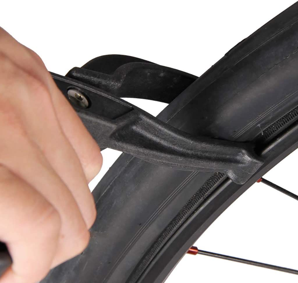 Junlinto,Bike Hand Install /& Removal Clamp For Difficult Bike Tire Bead Jack Lever Tool
