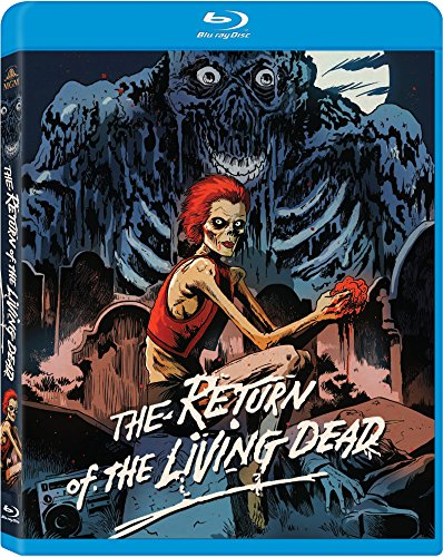 (Return of The Living Dead Blu-ray)