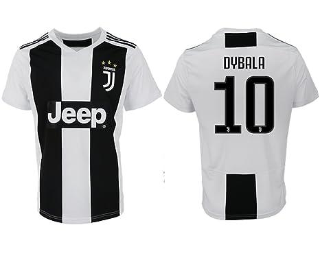 e90fb0f6784 ... uk juventus dybala 10 soccer jersey 2018 2019 home mens jersey 62401  2063a ...