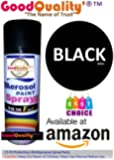 f22 Aerosol Spray Paint (Shiny Black)