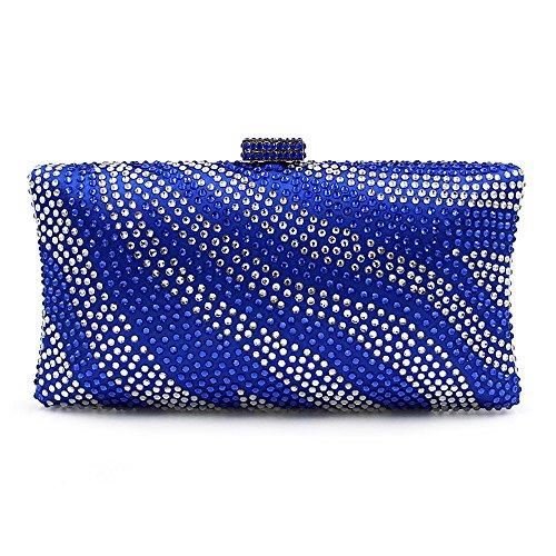 Bleu pour femme Pochette Ya Jin wIgpIa