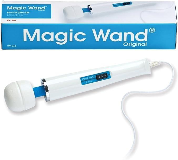 magic wand массажер