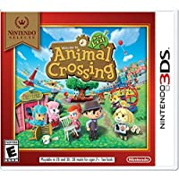 Nintendo selecciona: Animal Crossing: New Leaf - Nintendo 3DS