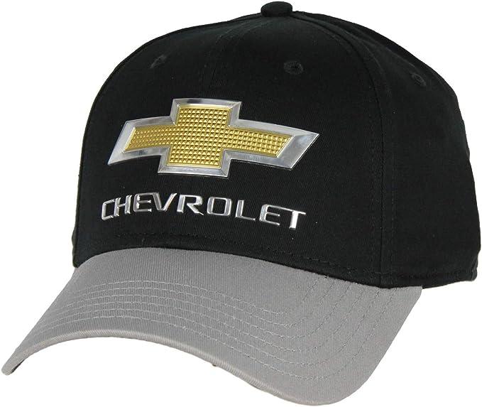 GM Chevrolet Gorra de Sarga de algodón para Hombre con Logo de ...