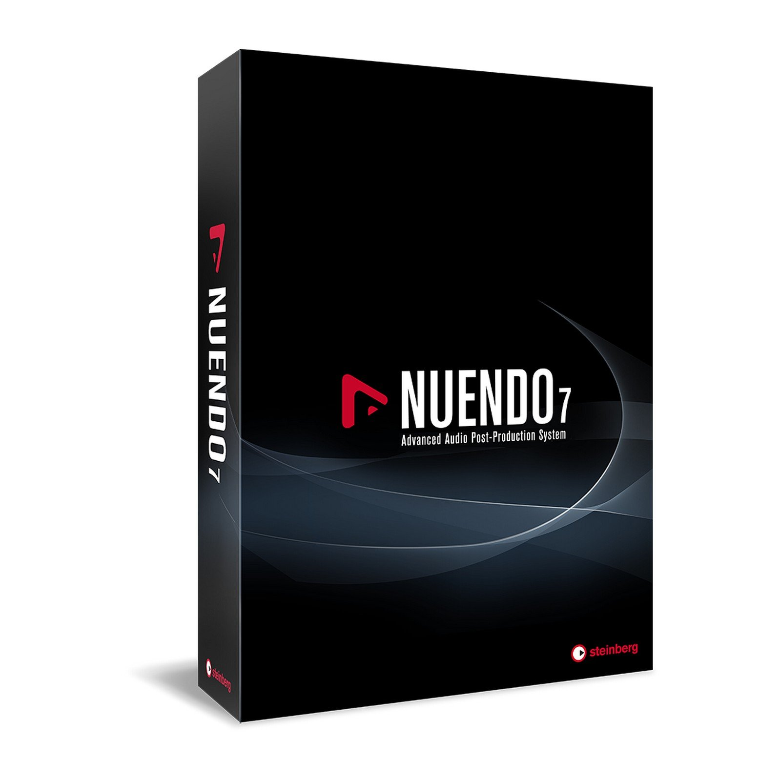 Steinberg Nuendo 7 Advanced Audio Post-Production System (Boxed Version) by Steinberg