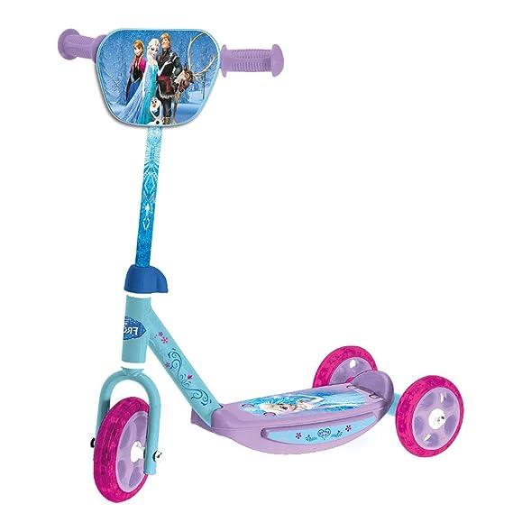 Scooter Patinete 3 ruedas Niñas Frozen Sven Elsa y Anna ...