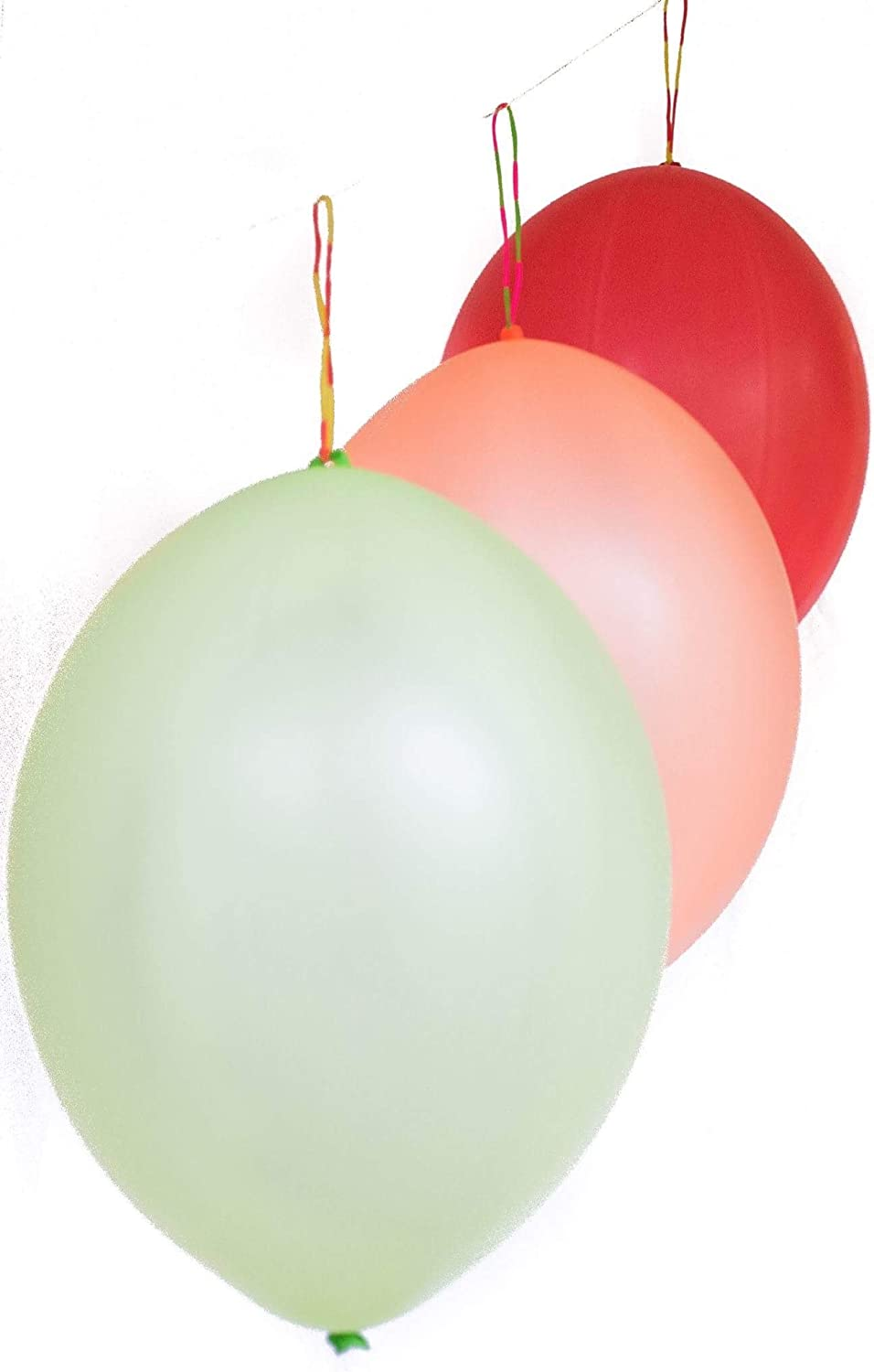 Details about  /5 x Punch ball balloons bag fillers wedding//kids birthday party mixed colors