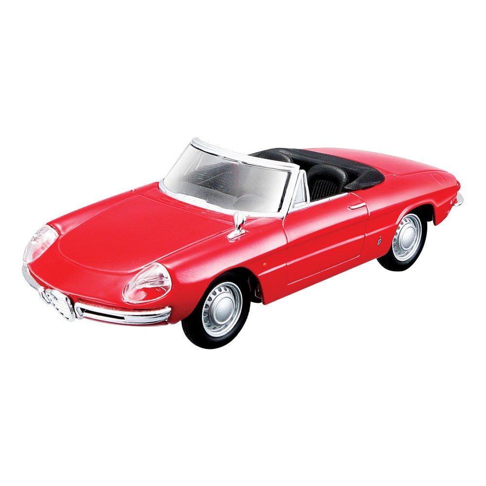 Alfa Romeo Spider Coche de escala 1:32 Bburago 15643211
