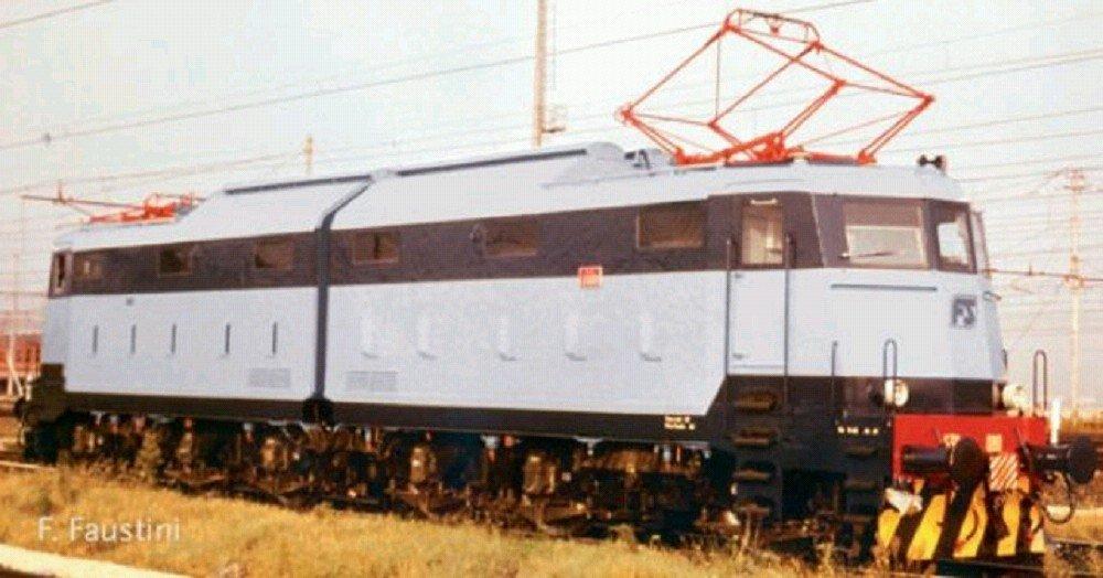 Roco 72320 Elektrolokomotive E 636 080 der FS