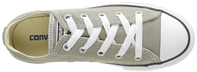 Converse Unisex-Erwachsene Chuck Taylor All Star (Vieil Season OX Sneaker, Grau (Vieil Star Argent) e0c1e6