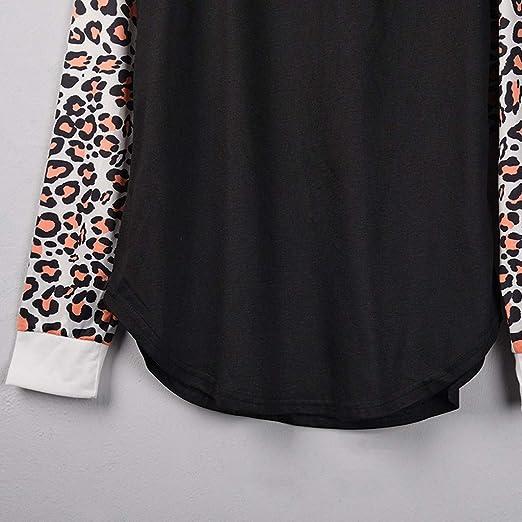 KUHHONG Elegante Bluse da Donna Maglie a Manica Lunga da Donna Maglietta con Scollo Rotondo Donna Maglione con Stampa Etnica Camicetta da Donna T-Shirt Elegante Casual Pullover Camicetta Camicia