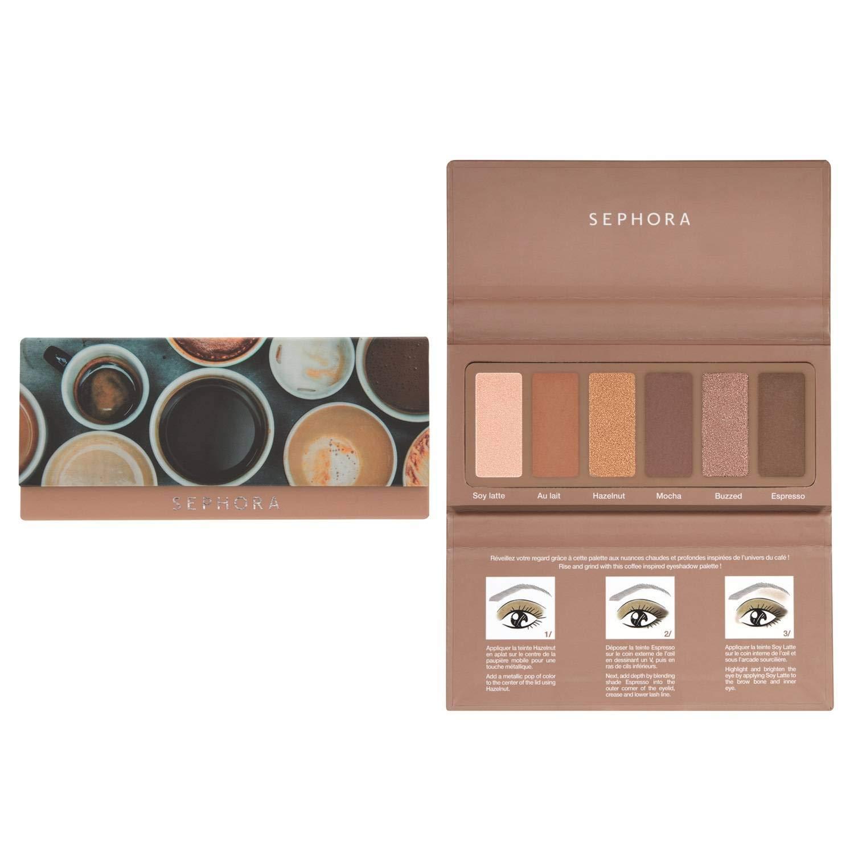 Sephora Collection Eyestories Miniature Caffeine, Please! Eyeshadow Palette