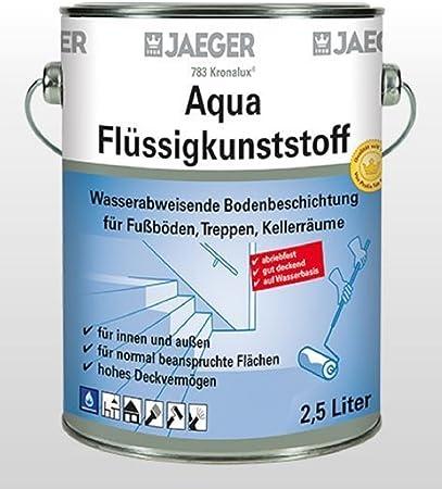 Jaeger Krona Lux Aqua de plástico líquido, revestimiento de ...