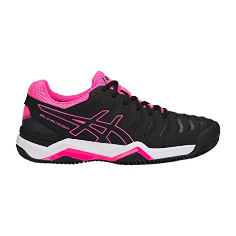 Asics Chaussures femme Gel-challenger 11 Clay: Amazon.es: Deportes y aire libre