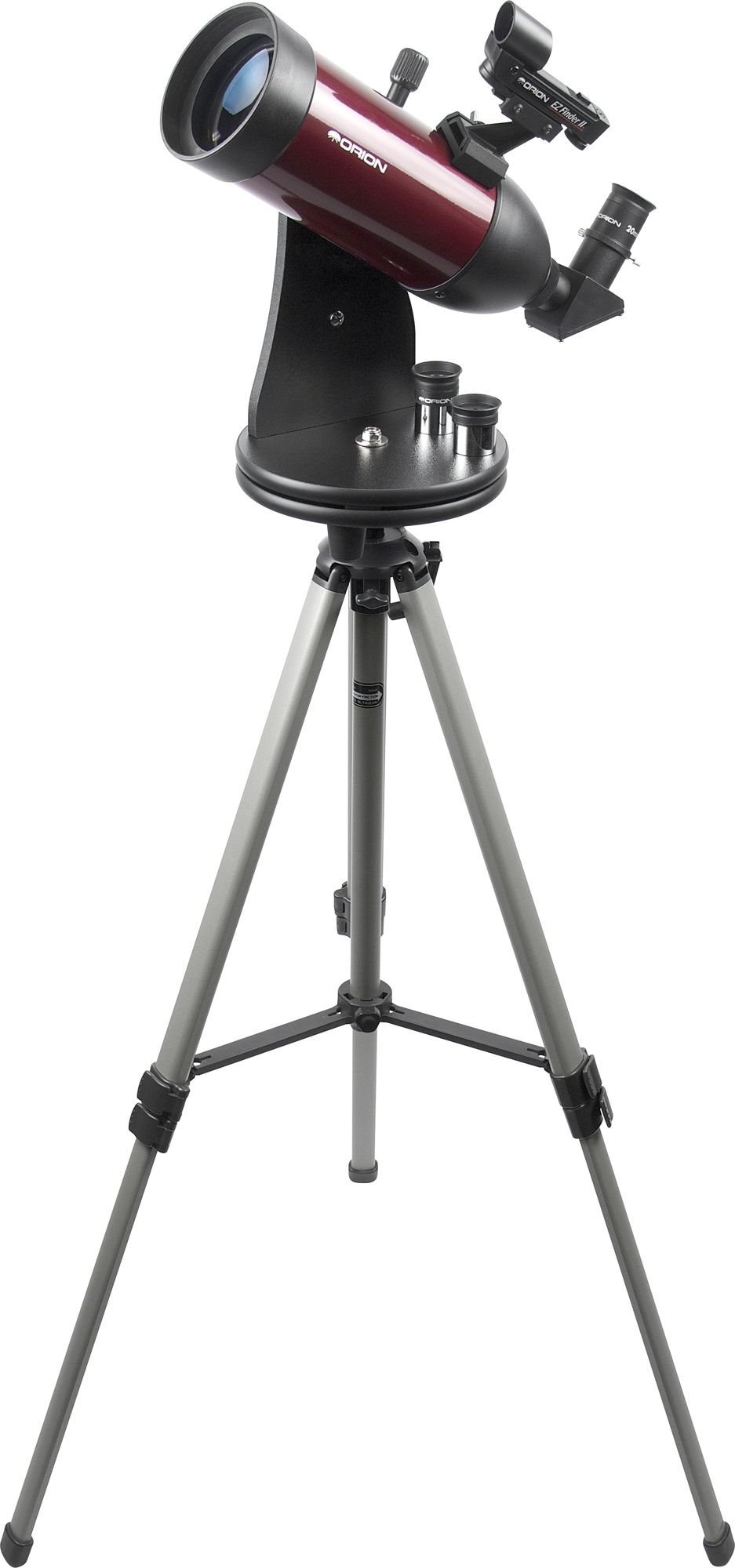 Orion GoScope 80mm Refractor Telescope and Tripod Bundle by Orion