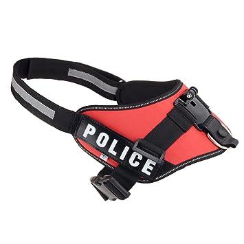 FOTOWELT para perro ajustable Fetch Arnés Cinturón de pecho Cinturón Monte Para Cámara GoPro Hero 1