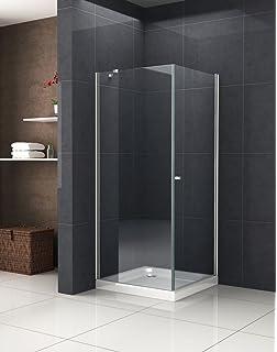 Hervorragend Duschkabine NOVUM 80 x 80 x 170 cm: Amazon.de: Baumarkt EX78