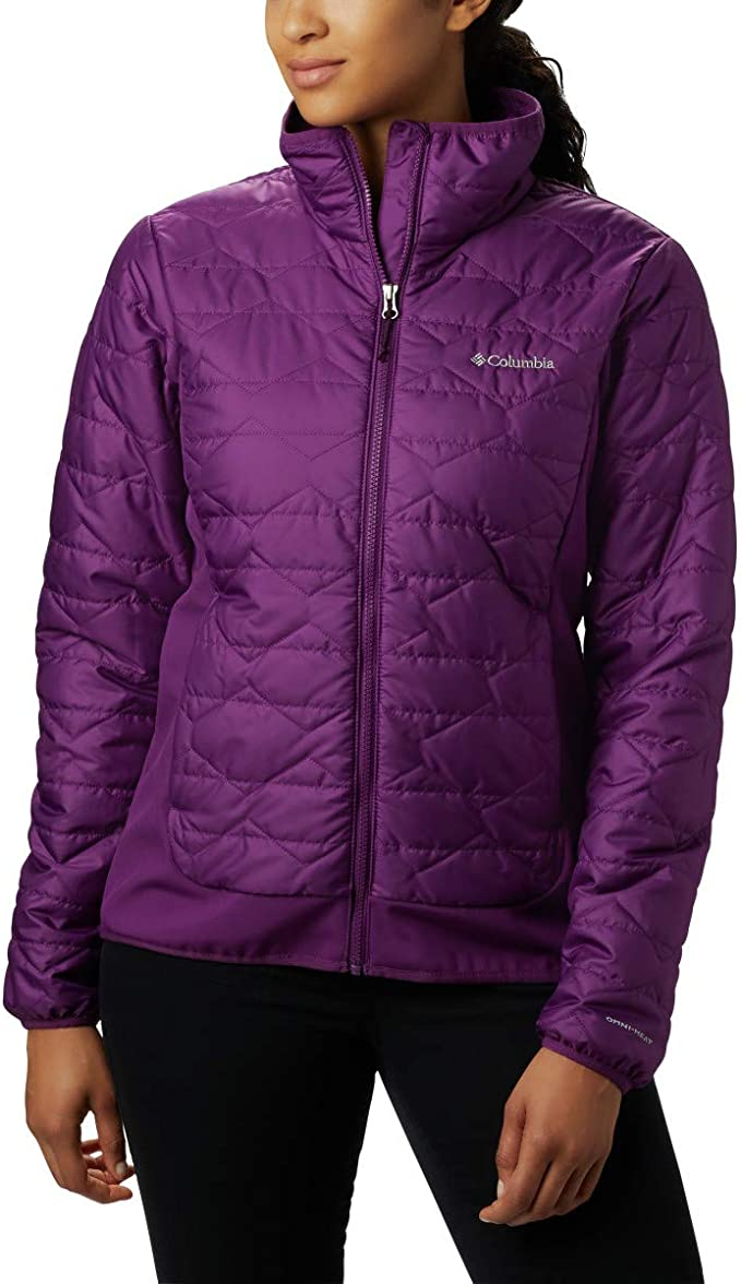 Columbia 哥伦比亚 Seneca Basin 防水 热反射 女式保暖棉服夹克 XS码2.8折$33.71 海淘转运到手约¥295