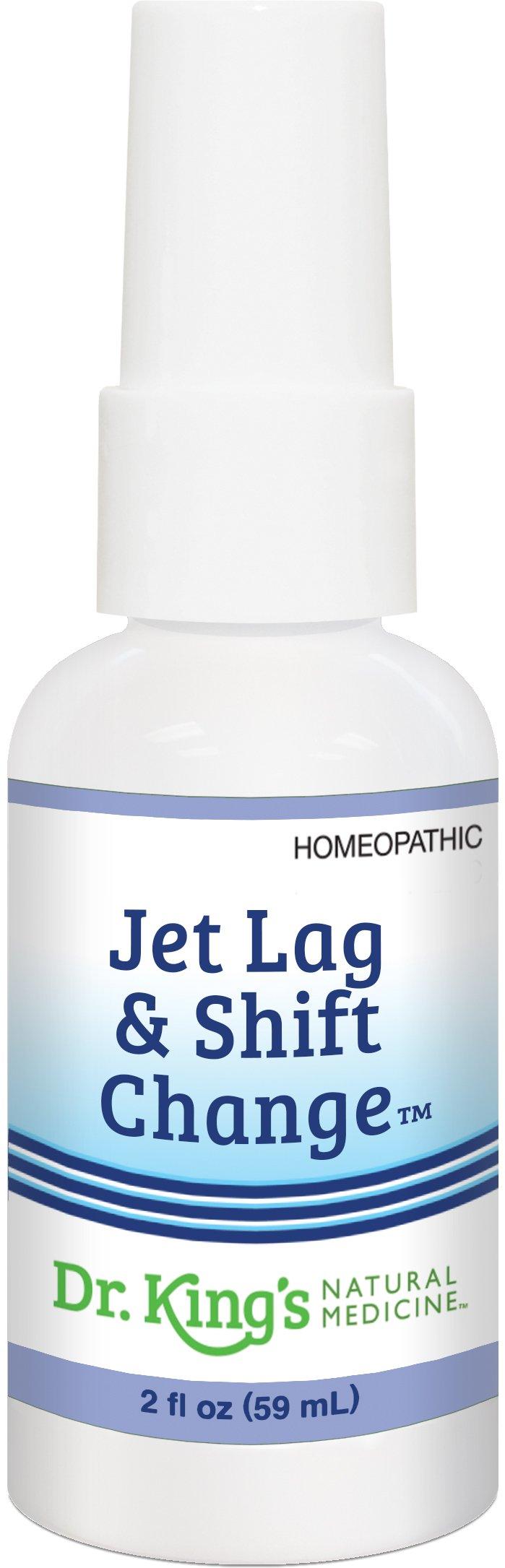 Dr. King's Natural Medicine Jet Lag and Shift Change, 2 Fluid Ounce