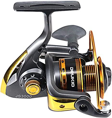 Hot Wheels Carrete Pesca Spinning 5,0: 1 10BB 1000-6000 Series ...