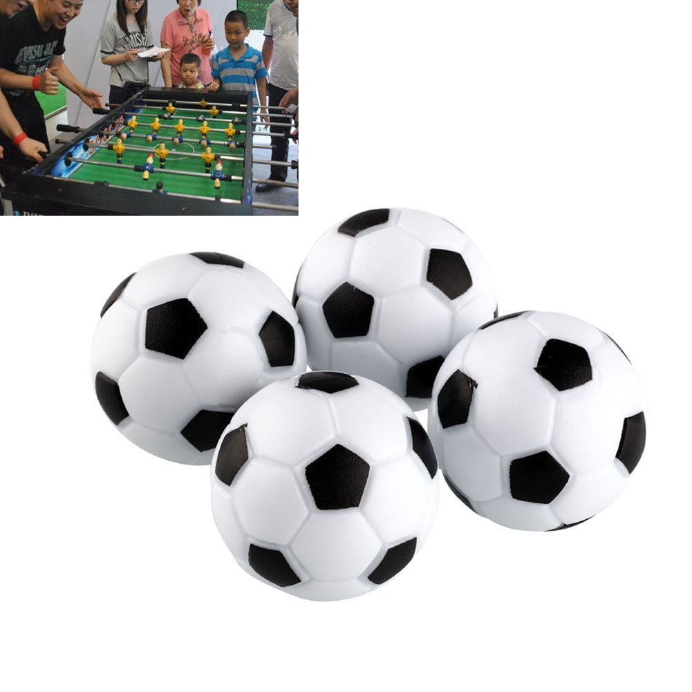 BinaryABC Bolas de repuesto para futbolín de mesa de fútbol, bola ...