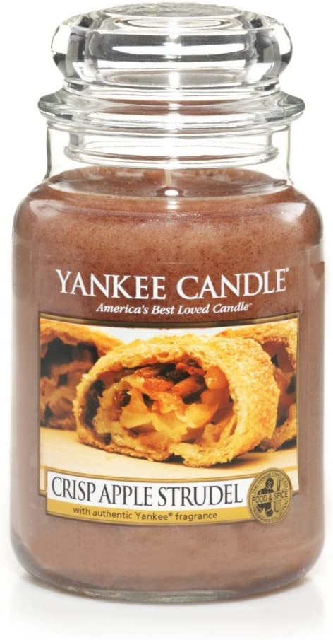 Multicolore Unica YANKEE CANDLE Treasures Candela profumata giara Luscious Pumpkin Trifle