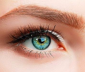 """besser San Francisco speziell für Schuh ELFENWALD farbige Kontaktlinsen, Produktreihe """"SUPREME"""