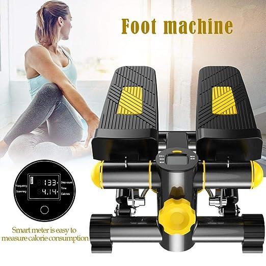 Ejercitador elíptico Mini Fitness - Step Trainer con Bandas de ...