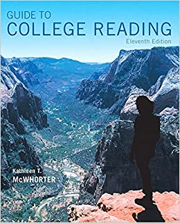 Guide to College Reading (11th Edition)