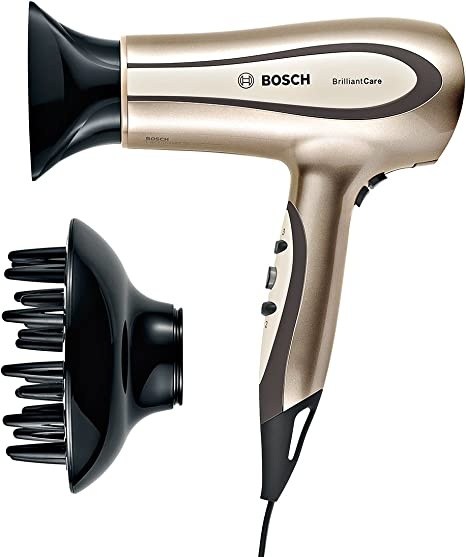 Bosch PHD5980 BrillantCare Hair Dryer
