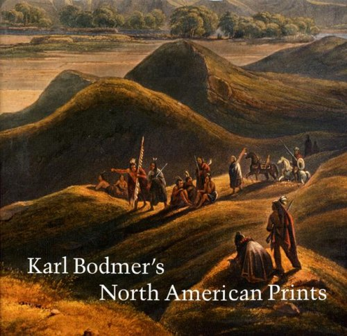 Karl Bodmers North American Prints: Amazon.es: Bodmer, Karl ...