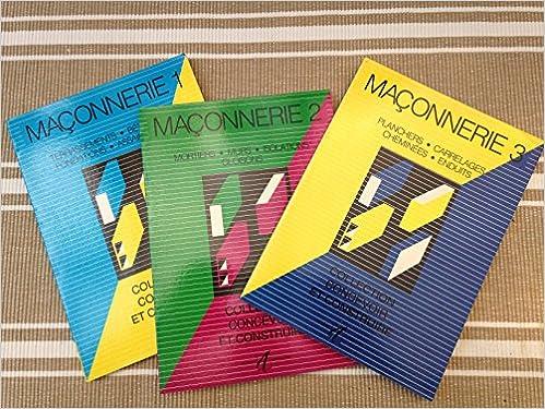 En ligne Maçonnerie Tome 3 : Planchers, carrelages, cheminées, enduits pdf