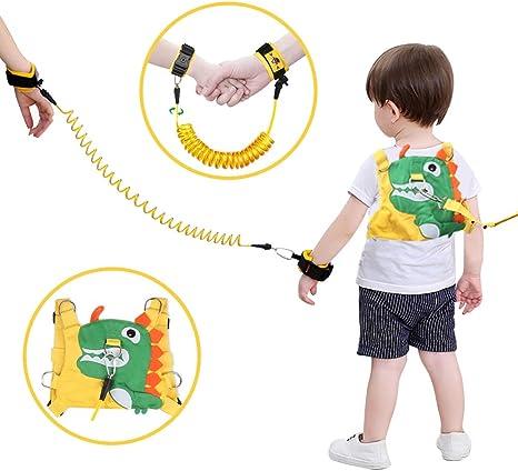 Lehoo Castle Correa para niños pequeños para caminar, arneses de ...