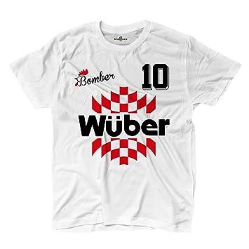 Maglietta T-Shirt Calcio Vintage Igor Bari 10 Protti Stagione 95-96 Leggende 1