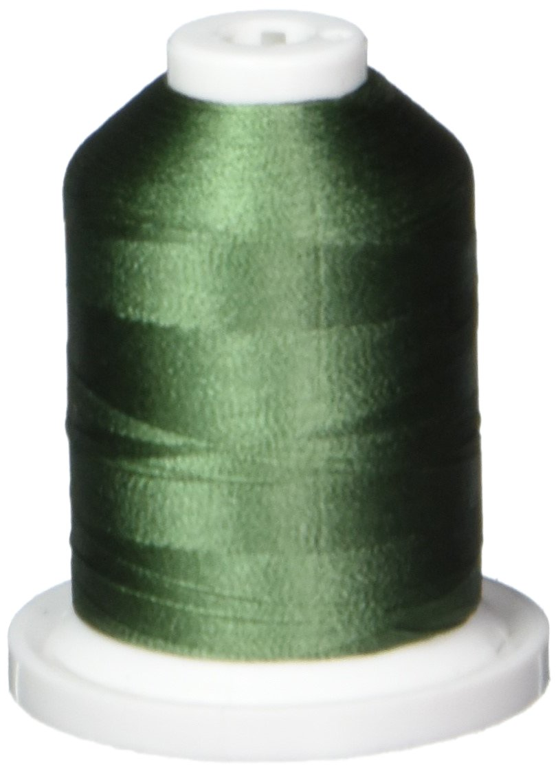 Robison-Anton Rayon Super Strength Thread, 1100-Yard, Olive 300S-2202