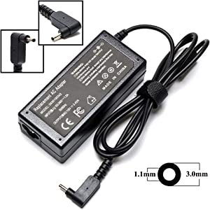 65W AC Adapter Laptop Charger for Acer Chromebook 11 13 14 R11 N7,CB3-131-C3SZ CB3-431-C5FM CB3-431-C5XK CB3-111-C670 CB3-111-C4HT CB3-111-C8UB