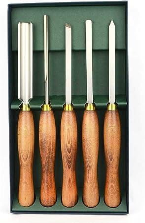 Crown 280K CRYO Cyrogenic 5-Piece Woodturning Tool Set