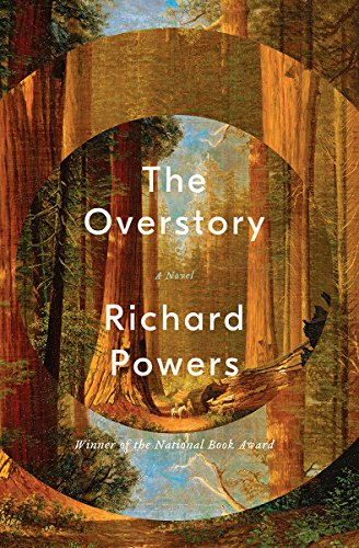 The Overstory: A Novel cover