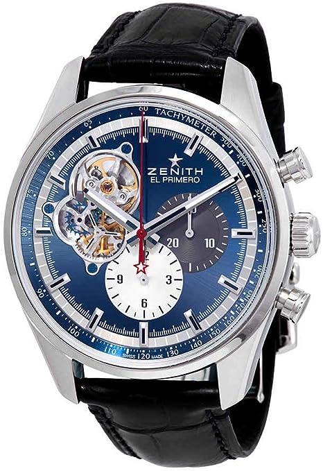 Zenith El Primero Chronomaster 1969 cronografo automatico da