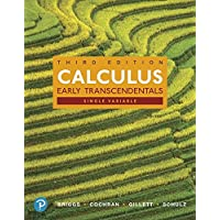 Calculus, Single Variable: Early Transcendentals (3rd Edition)