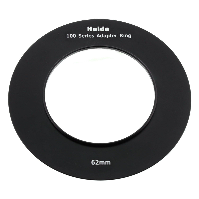 Haida 62mm Metal Adapter ring for 100 Series Filter Holder
