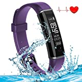 Shinmax Fitness Tracker Bands, Smart Band Call Remind Activity Tracker Heart Rate Monitor IP67 Android&iOS