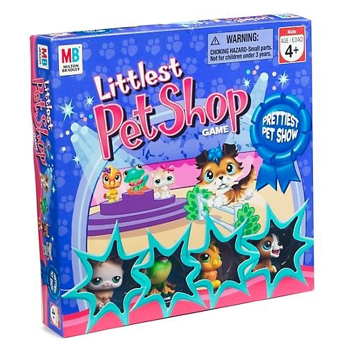 Littlest Pet Shop Game ~ Prettiest Pet Show