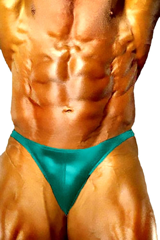 Andreas Cahling Winner Bodybuilding Posing Swim Wear Suit Trunks Briefs