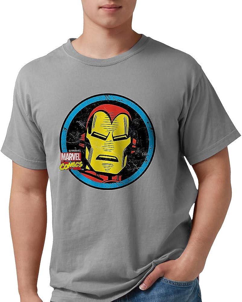 - Amazon.com: CafePress Iron Man Face Mens Comfort Colors Shirt